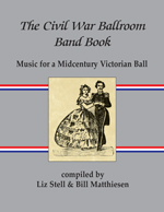 Civil War Ballroom Bandbook cover
